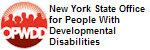 New York State Office for People With Developmental Disabilities